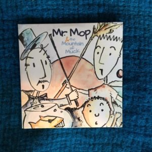 Mr. Ryan's Music and Books 4 Original Song CD