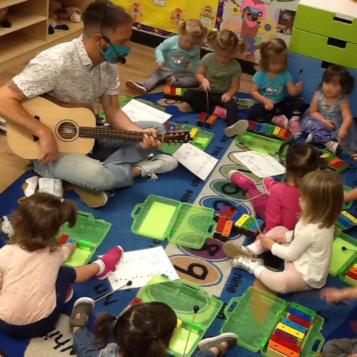 Mr. Ryan's Preschool Class